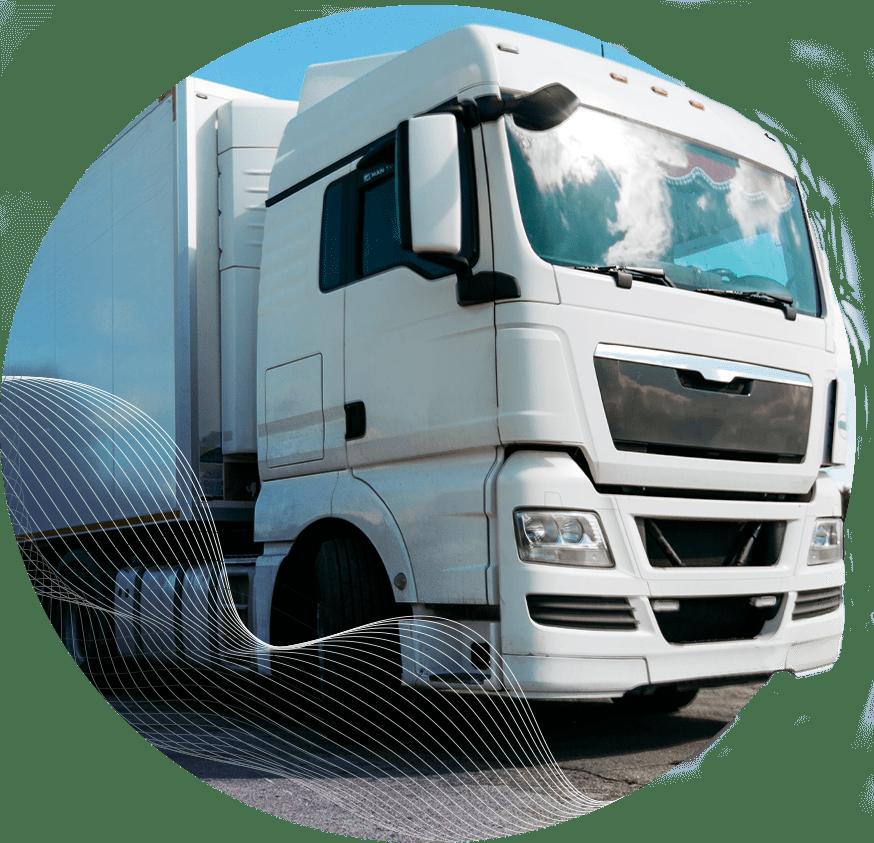 imagem de caminhão