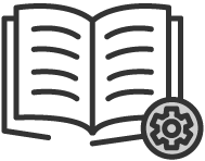 ícone de um livro