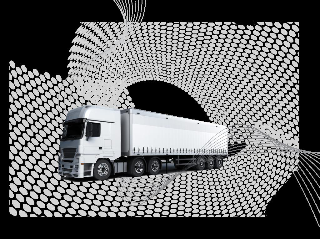 imagem de um caminhão